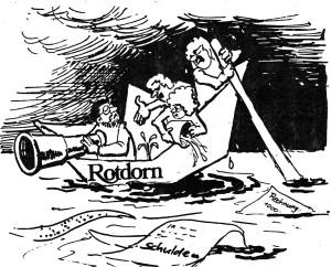 Rotdorn Schulden