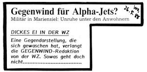 Alpha-Jets
