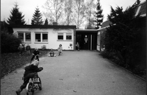 Unki-Kindergarten an der Friedenstraße