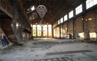 Südzentrale Maschinenhalle