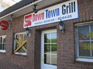 Down Town Grill