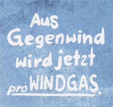 Aus Gegenwind wird Windgas Greenpeace