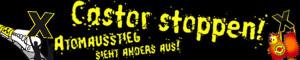 Logo Castor stoppen