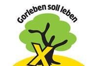 Logo Gorleben soll leben