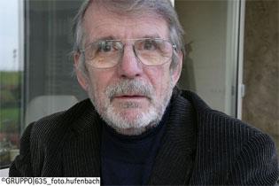 Professor Dopheide aus Hameln. Foto: Hufenbach
