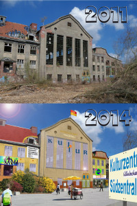 Titelbild GW 259 Juli 2011 Südzentrale 2011-2014