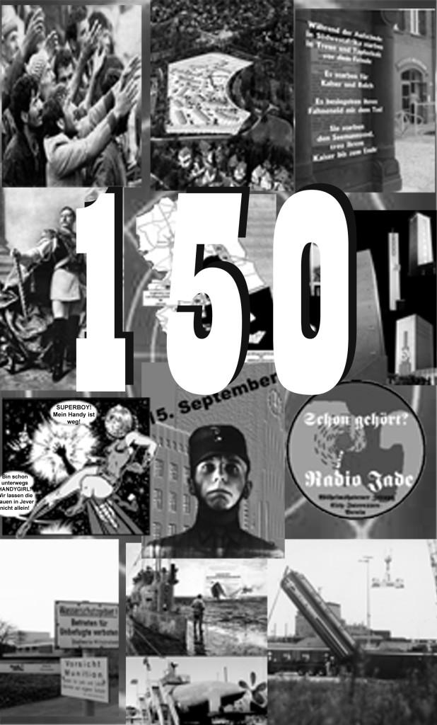 Gegenwind 150 Titel